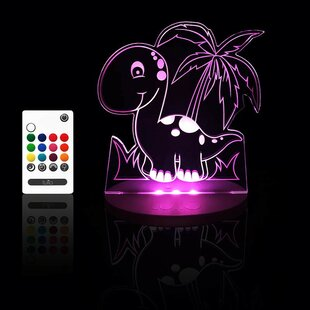 Tulio Dream Lights Dino Night Light