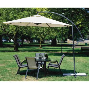 Coolaroo 10' Cantilever Umbrella