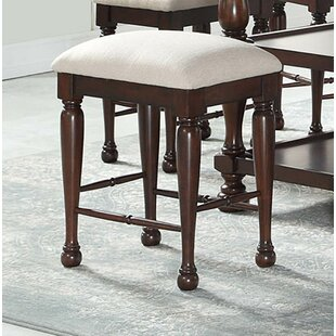 Harriett Bar Stool (Set of 2) by Canora G..