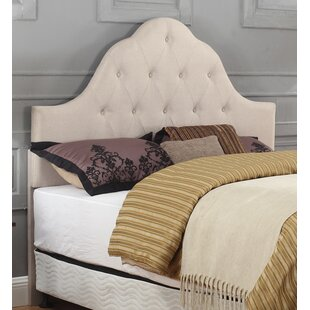 Order Kaiya Upholstered Panel Headboard by Charlton Home