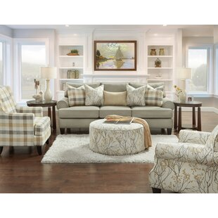 Savings Kaidence Configurable Living Room Set by Darby Home Co Reviews (2019) & Buyer's Guide