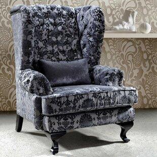 House of Hampton Argenta Leisure Wingback Chair
