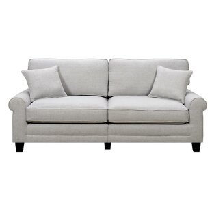 Buxton Rolled Arm Sofa by Beachcrest Home