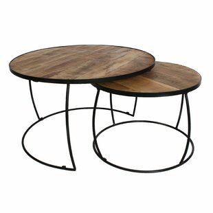 Knobel 2 Piece Nest Of Tables By Williston Forge