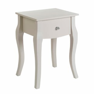 Emily Kids 1 Drawer Bedside Table by Castleton Home