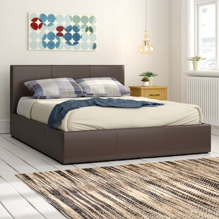 Review Upholstered Ottoman Bed Frame