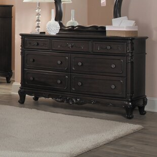 Alcott Hill Baptist 7 Drawer Dresser