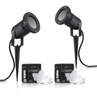 Fults 1 Light Pathway Light (Set Of 2) (Set Of 2) By Sol 72 Outdoor