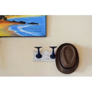 Whale Tail Wall Hook Rack by Artisanal Creations