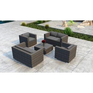 Gilleland 5 Piece Sofa Set..