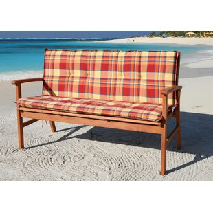 Beard Wood Traditional Bench By Alpen Home