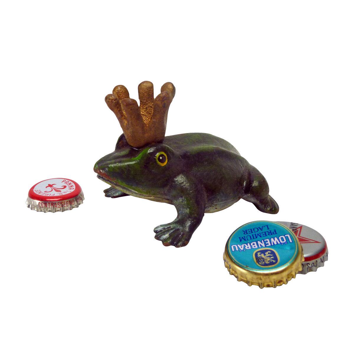 Design Toscano Frog King Bottle Opener Reviews Wayfair