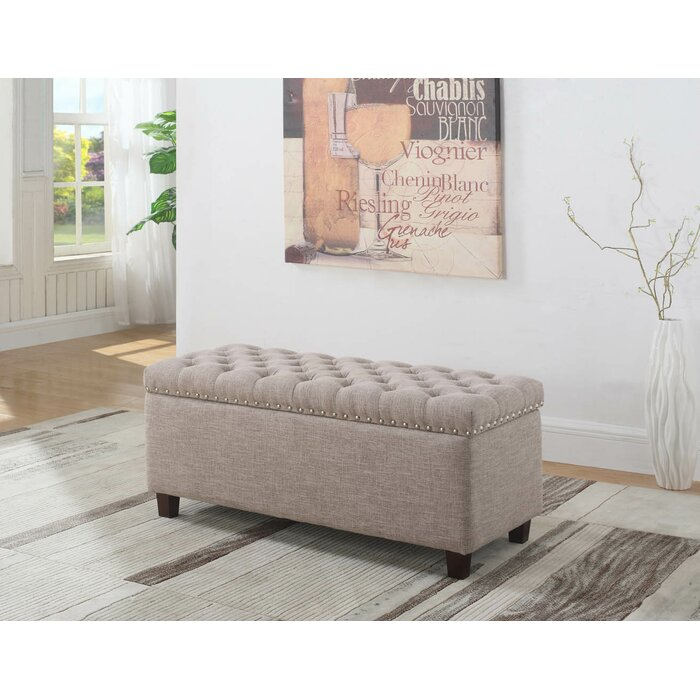 Astonishing Luper Tufted Storage Ottoman Andrewgaddart Wooden Chair Designs For Living Room Andrewgaddartcom