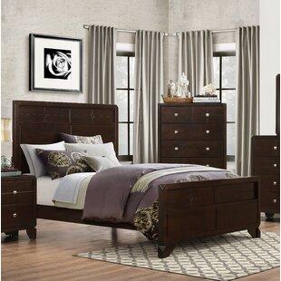 Phoenix Panel Bed