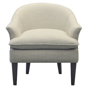 Haleigh Barrel chair by Charlton Home