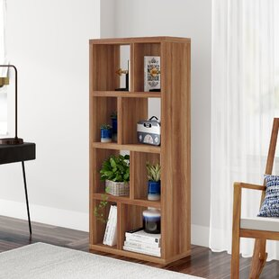 Varga 4 Level Geometric Bookcase