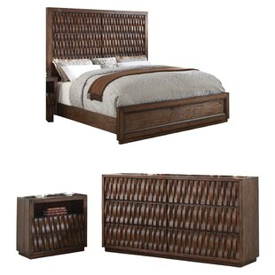 Pinnix Panel Configurable Bedroom Set