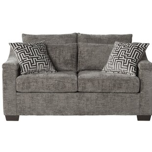 Affordable Pershing Loveseat by Ebern Designs Reviews (2019) & Buyer's Guide