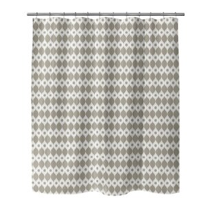 KAVKA DESIGNS Forrest Rain Shower Curtain