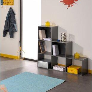 Aarav Combi Cube Unit Bookcase Ebern Designs