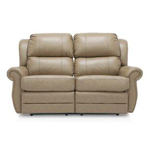 Palliser Furniture Michigan Reclining Loveseat