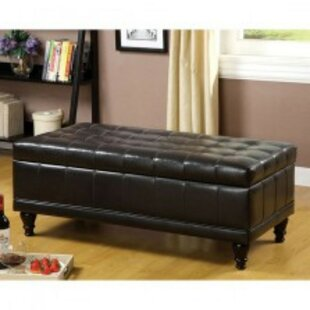 Carty Upholstered Storage Bench