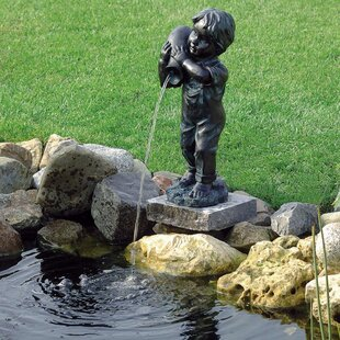 Damos Resin Water Feature By Sol 72 Outdoor