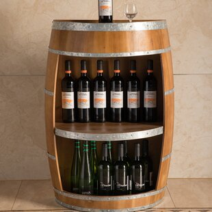 kaufman Floor Wine Bottle Rack by Loon Peak