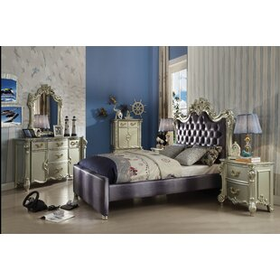 feature Affordable Landor Panel Configurable Bedroom Set By Andrew Home Studio