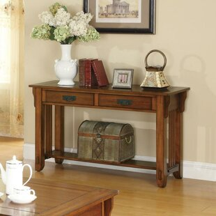 Rock Console Table By Loon Peak