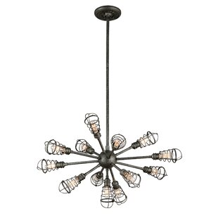 Trent Austin Design Christopher 20-Light Sputnik Chandelier