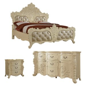 Miller Platform Configurable Bedroom Set