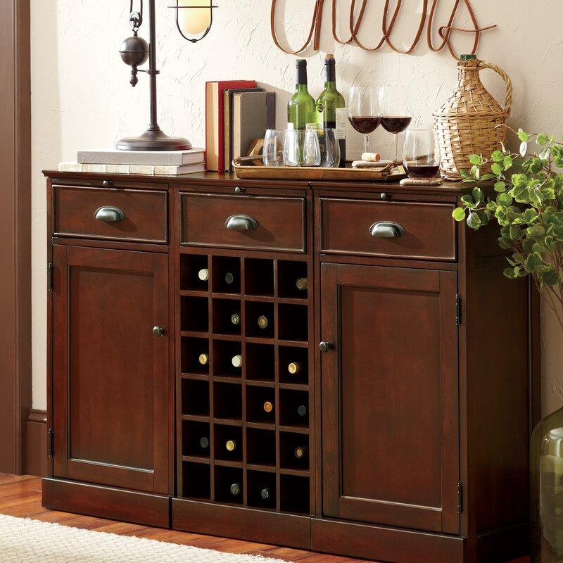 Marvin Modular Bar Cabinet & Reviews | Birch Lane
