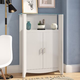 Wentworth 2 Door Accent Cabinet by Latitude Run SKU:CB220465 Shop