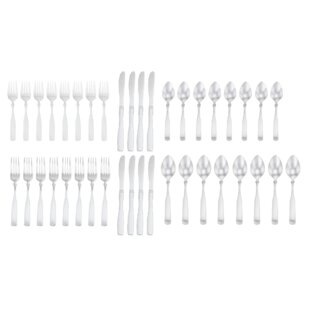 Lindeman 40-Piece Flatware Set, Service for 8