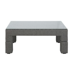 Danaher Outdoor Coffee Table by Latitude Run Best