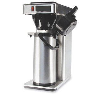 Commercial Brewer,120V, Stainless Steel by CoffeePro Today Sale Only