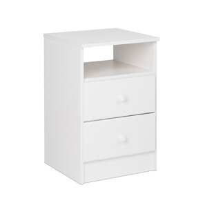Bailey 2 Drawer Nightstand