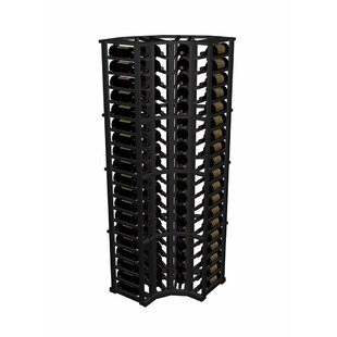 Designer Series 76 Bottle Floor Wine Rack..