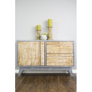 Sauder 1 Door Accent Cabinet by Union Rustic