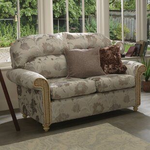 De Soto Conservatory Loveseat by August Grove