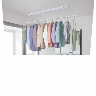 Clothes Drying System Ceiling Mount