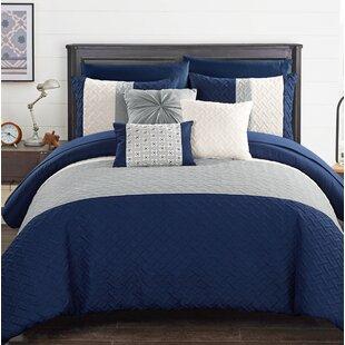 Red Barrel Studio Goldwait 10 Piece Comforter Set