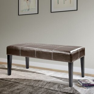 Darby Home Co Booth Upholstered Bench