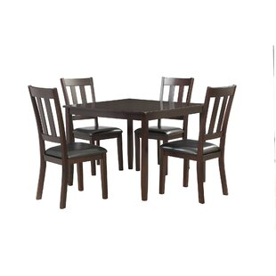 Swann 5 Piece Dining Set