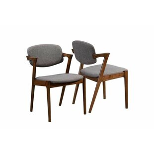 Find a Driffield Side Chair (Set of 2) by Corrigan Studio Reviews (2019) & Buyer's Guide