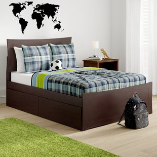 Check Prices Ahmed Platform Bed with Drawers By Viv + Rae