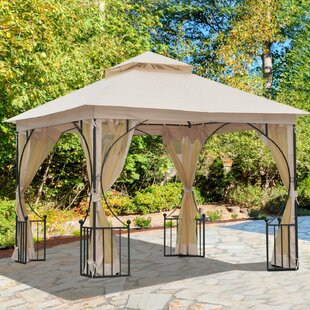 3m X Metal Patio Gazebo