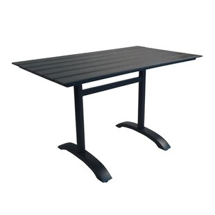 Devansh Aluminium Dining Table By Sol 72 Outdoor