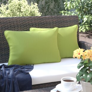 Thorson Modern Outdoor Lumbar Pillow